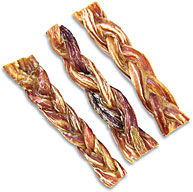 Flint River Ranch Braided Pizzle Sticks