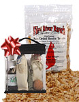 Flint River Ranch Catnip Toys and Bonita Flakes Combo Pack for Cats