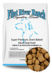 Flint River Ranch Trout and Potato Fish & Chips Dog Food